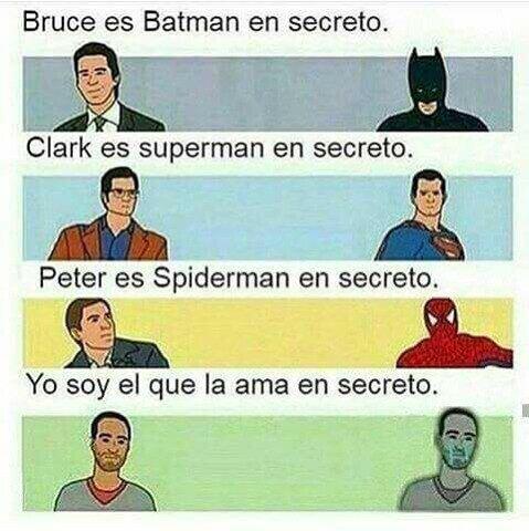 Otros - No hay mayor secretismo que ese...