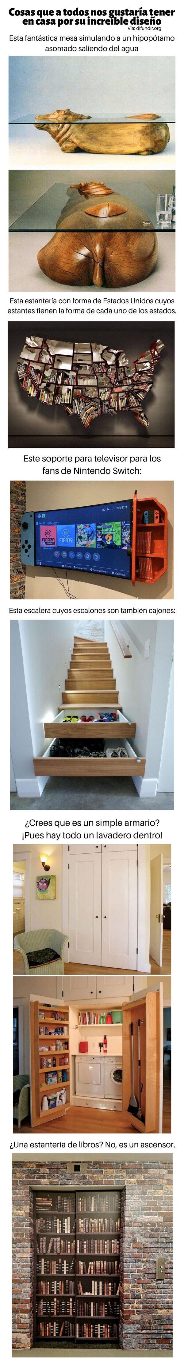 Meme_otros - Cosas que a todos nos gustaría tener en casa por su increíble diseño