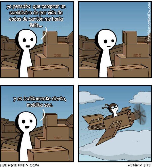 Otros - La vida te da cartón...
