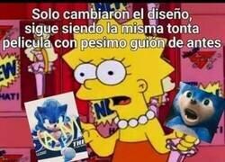 Enlace a Ahora Sonic parece Sonic