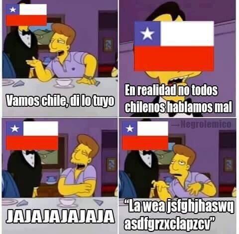 Otros - ¡Estos chilenos son de lo que no hay!