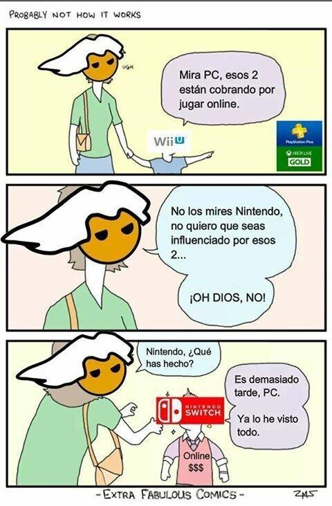Meme_otros - Se dejó malinfluenciar