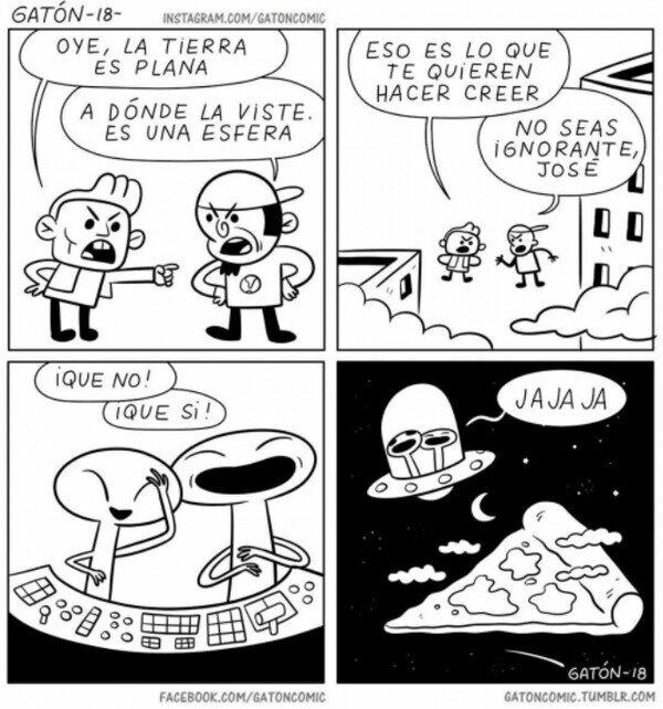 Meme_otros - Solo somos un entretenimiento para los aliens