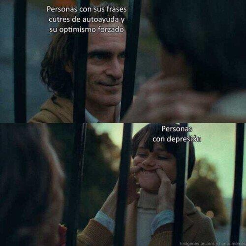 Joker - Obligados a ser felices