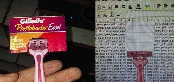 Meme_otros - Ah, pues es verdad que funciona con Excel