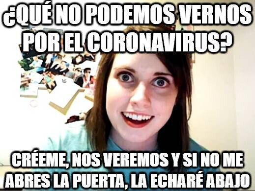 Novia_obsesiva - Ningún virus contagioso nos podrá separar...
