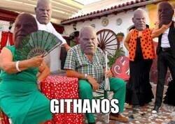 Enlace a Githanos