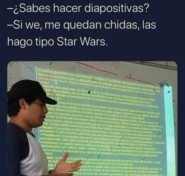 A_nadie_le_importa - Exposición tipo Star Wars