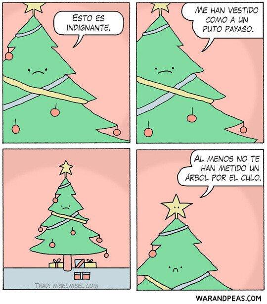 Otros - La estrella es la más humillada de las navidades