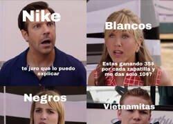 Enlace a Nike decepciona a sus trabajadores