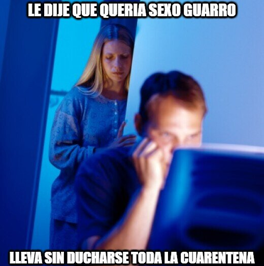 Marido_internet - So guarro
