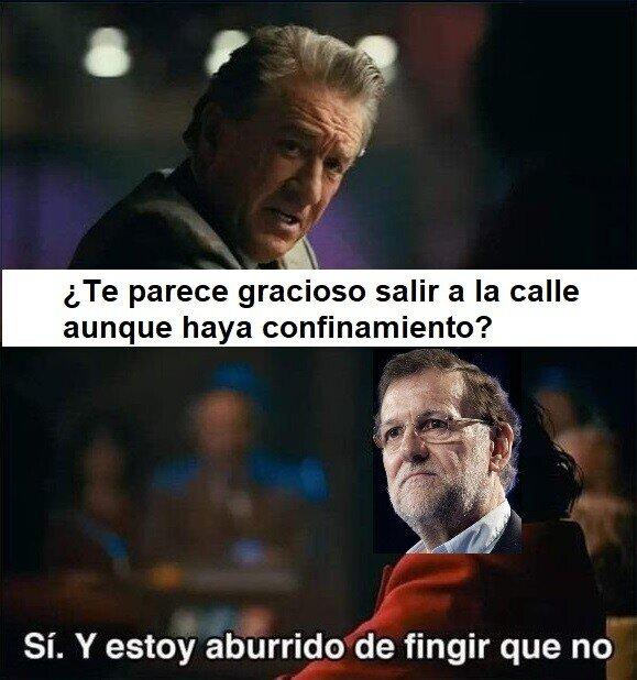 Joker - Joker Rajoy