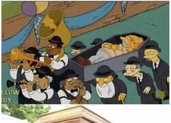 Enlace a Los Simpson también predijeron esto