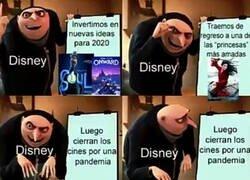 Enlace a Esto no lo ha visto venir Disney