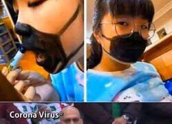 Enlace a ¿Se creen que el virus es tonto?