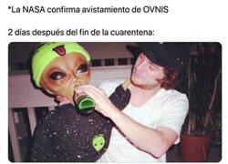 Enlace a No puedo esperar para tener mi propio alien