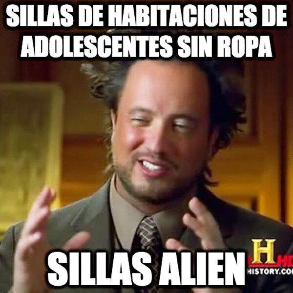 Ancient_aliens - Ropa alien
