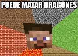 Enlace a Minecraft es increíble