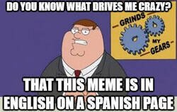 Enlace a Do you know what drives me crazy?