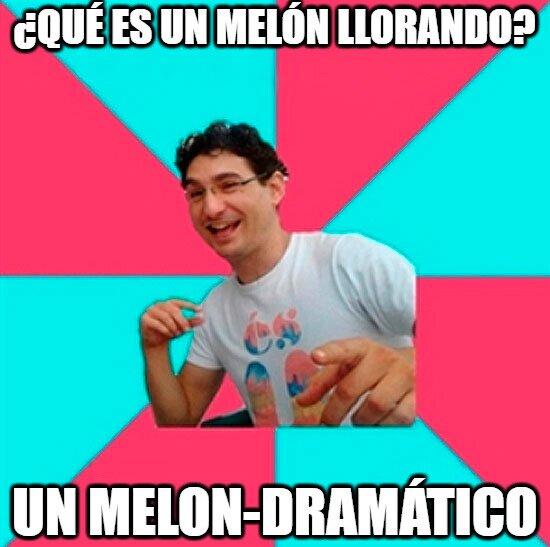 Bad_joke_deivid - ¿Qué es un melón llorando?