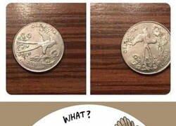 Enlace a Lo que puede cambair una moneda según el punto de vista