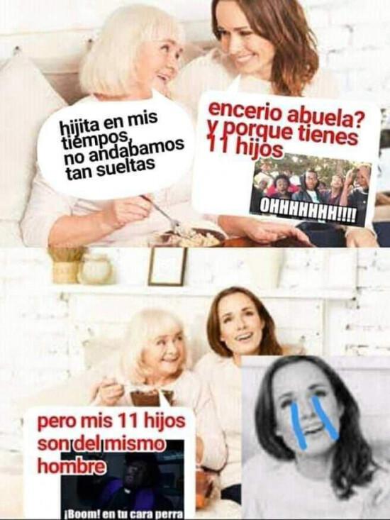 Meme_otros - Pique intergeneracional