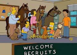 Enlace a Los Simpson y su predicción sobre el desconfinamiento..