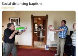 Enlace a Un bautizo de los de ahora