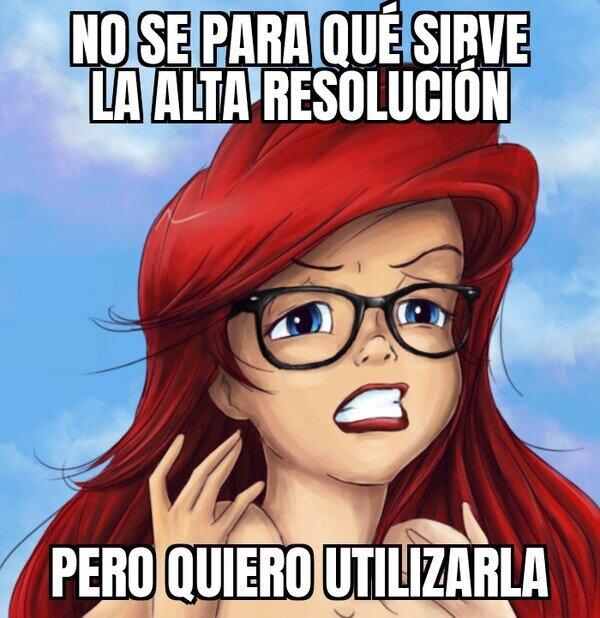 Ariel_hipster - La necesito