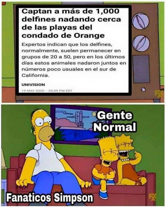 Meme_otros - Espero que los Simpson no hayan predicho eso también...