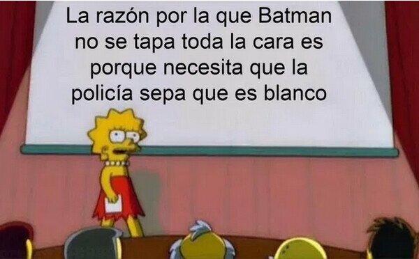 batman,blanco,cara,policia,tapar