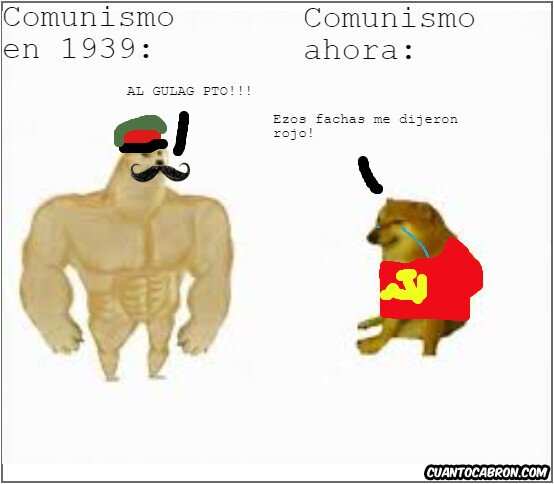 Otros - Comunismo antes y ahora