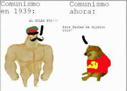 Enlace a Comunismo antes y ahora