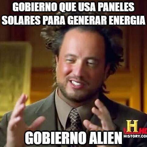 Ancient_aliens - Sería una idea demasiado buena para que la tuviera un gobierno