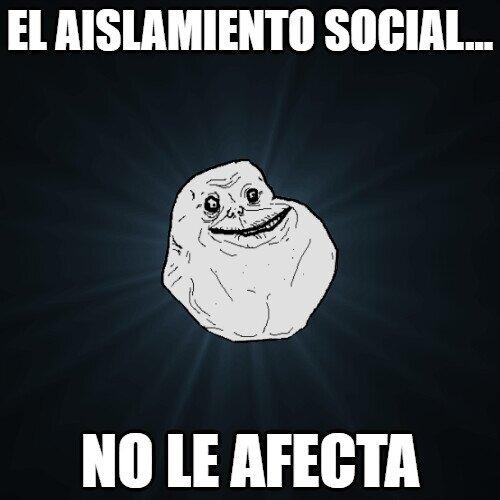 Meme_forever_alone - Porque está solito