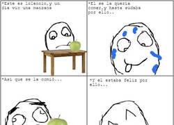 Enlace a La manzana