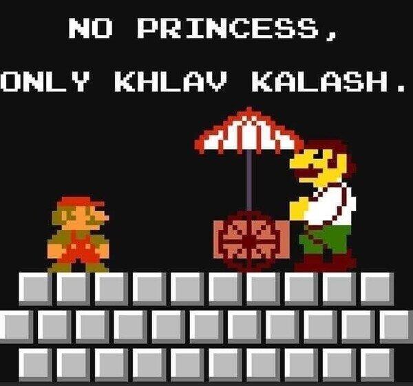 Meme_otros - No recordaba este nível en el Super Mario