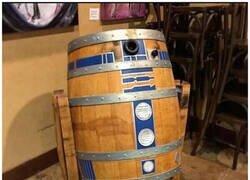 Enlace a El antepasado de R2-D2