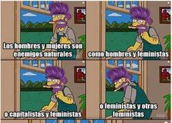 Enlace a Las feministas
