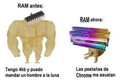 Enlace a Las memorias RAM ya no son lo que eran