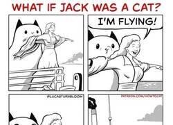Enlace a Si Jack hubiera sido un gato