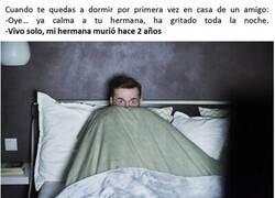 Enlace a No dejan dormir