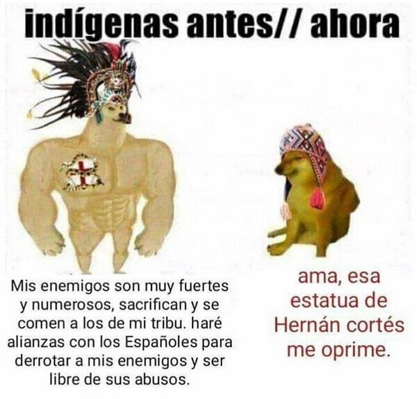 Otros - Indígenas