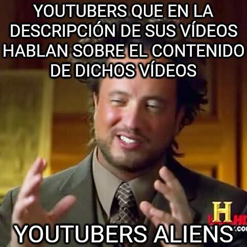 Ancient_aliens - Normalmente solo hablan sobre sus redes sociales...