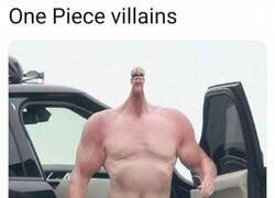 Enlace a ¿Por qué todos los malos de One Piece tenían este aspecto?