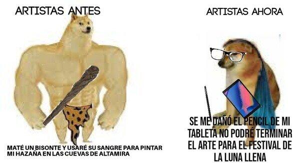 Meme_otros - Artistas...