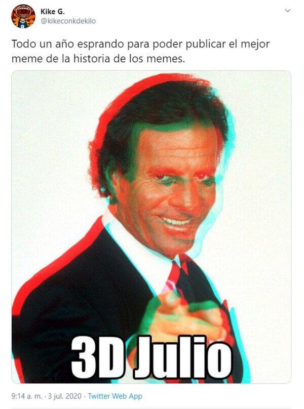 Meme_otros - Julio en 3D
