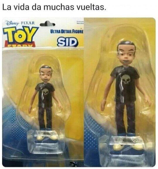 Meme_otros - ¿Quién es un juguete ahora?