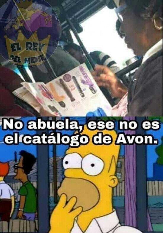 Meme_otros - Abuela no...