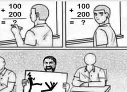 Enlace a Mientras tanto, en una clase de matemáticas en Esparta...